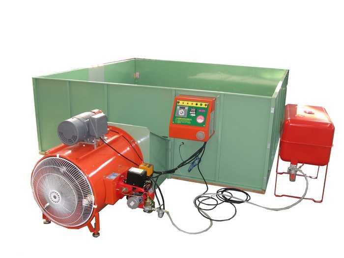 hệ thống lò sấy nông sản bằng hơi nước